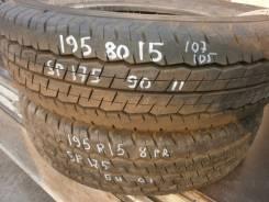 Dunlop SP 175. Летние, 2011 год, износ: 5%, 2 шт