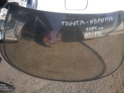 Стекло заднее. Toyota Carina, AT190 Двигатель 4AFE
