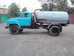 ГАЗ 53. Продам газ 53 ассенизатор, 4 200 куб. см., 3,80куб. м.