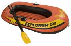 Intex Explorer. длина 1,85м.