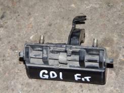 Ручка двери внешняя. Honda Fit, GD1 Двигатель L13A