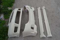 Обвес кузова аэродинамический. Toyota Vitz Honda Fit, GD4, GD3, GD2, GD1