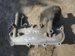 Теплообменник. Toyota Crown, LS141 Двигатель 2LT