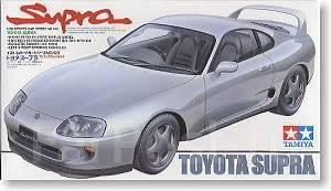 Модель сборная Toyota Supra
