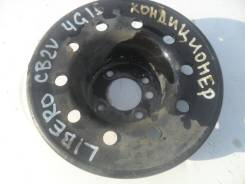 Шкив компрессора кондиционера. Mitsubishi Libero, CB2V, CB2W Двигатель 4G15