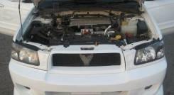 Решетка радиатора. Subaru Forester, SG. Под заказ