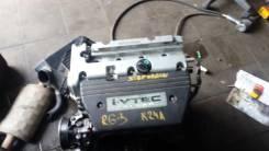 Двигатель. Honda Odyssey Honda Accord, CL7, CL9 Honda CR-V Honda Stepwgn, RG3 Двигатель K24A