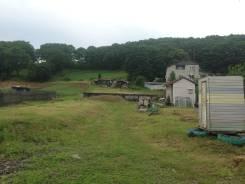 Продам участок Голубовке с фундаментом и светом, самый центр. 2 000 кв.м., собственность, электричество, вода, от частного лица (собственник)