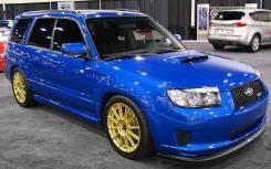 Губа. Subaru Forester, SG. Под заказ из Новосибирска