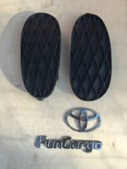 Заглушка бампера. Toyota Funcargo. Под заказ