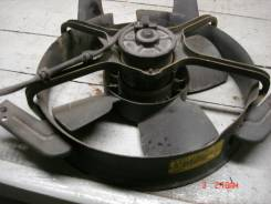 Вентилятор радиатора кондиционера. Mazda Titan