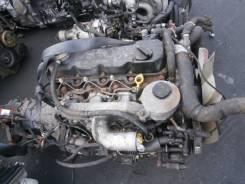 Двигатель. Nissan Atlas Двигатель TD23