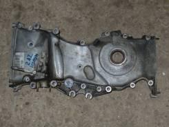 Лобовина двигателя. Toyota Ipsum, ACM26W Двигатель 2AZFE