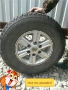 Продам комплект колёс на литье. 15.0x15 6x139.70 ET30 ЦО 106,0мм.