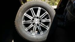 Work RS-Z. 6.5x15, 5x114.30, ET45, ЦО 60,0 мм.
