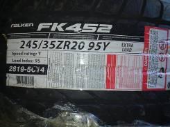 Falken FK-452. Летние, без износа, 4 шт