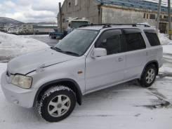 Уплотнительная резинка двери Honda CR-V, правая задняя
