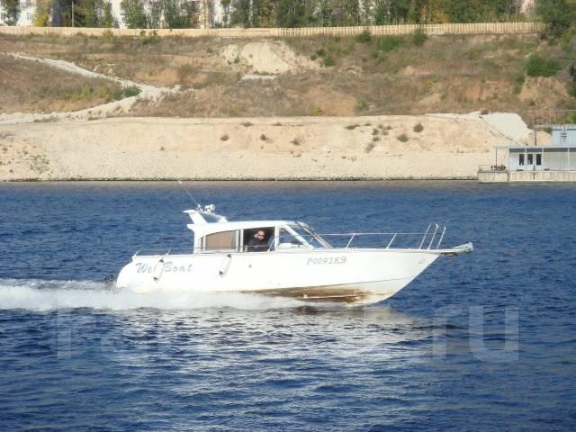 Катер wellboat 81c фото