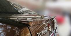 Спойлер. Toyota Corolla, ZRE151, NRE160, ZRE181, NRE180, ZRE172, NRE150, ZRE161, NDE160, ZRE142, ADE150, ZRE182, NDE150 Двигатели: 1ZRFAE, 1NRFE, 1ZRF...