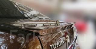 Спойлер. Toyota Corolla, ADE150, NDE150, NDE180, NRE150, NRE180, ZRE142, ZRE151, ZRE172, ZRE181, ZRE182 Двигатели: 1ADFTV, 1NDTV, 1NRFE, 1ZRFAE, 1ZRFE...
