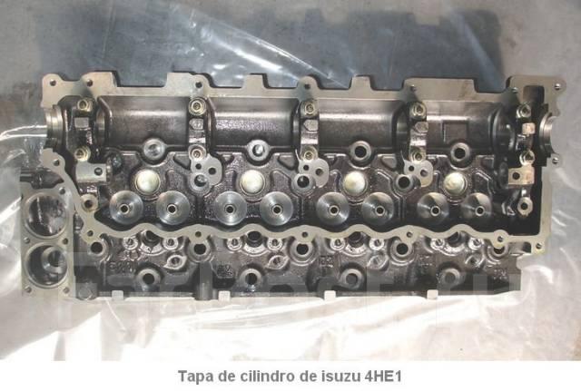 Головка блока цилиндров. Isuzu Elf Nissan Atlas Двигатель 4HF1