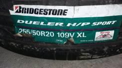 Bridgestone Dueler H/P Sport AS. Летние, 2011 год, без износа, 4 шт