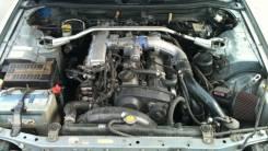 Двигатель в сборе. Nissan Gloria Двигатель RB25DET