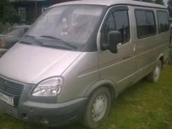 ГАЗ 2217 Баргузин. Баргузин, 2 200 куб. см., 7 мест