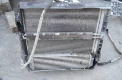 Радиатор охлаждения двигателя. BMW X6, E71 Двигатель N54
