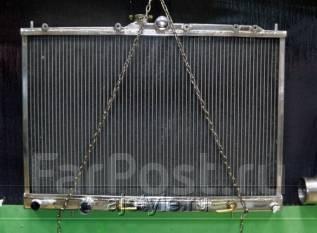 Радиатор охлаждения двигателя. Mitsubishi Airtrek, CU4W, CU2W