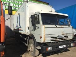 Камаз 53215. изотермический фургон, 10 859 куб. см., 12 000 кг.