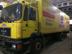 MAN. Продам грузовик МАН, 11 000 куб. см., 20 000 кг.