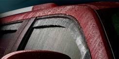 """Ветровик накладной """"AUDI A6 2011г- (седан)"""""""