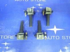 Катушка зажигания. Subaru Legacy B4, BE9, BEE, BE5, BH5, BH9, BHE Subaru Legacy, BHE, BEE, BH5, BE5, BH9, BE9 Subaru Legacy Wagon, BH5, BH9, BHE Двига...