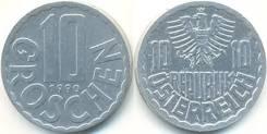 10 грошей Австрия (иностранные монеты)