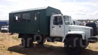 ГАЗ-33081. Продается вахтовый автобус, 4 750 куб. см., 20 мест