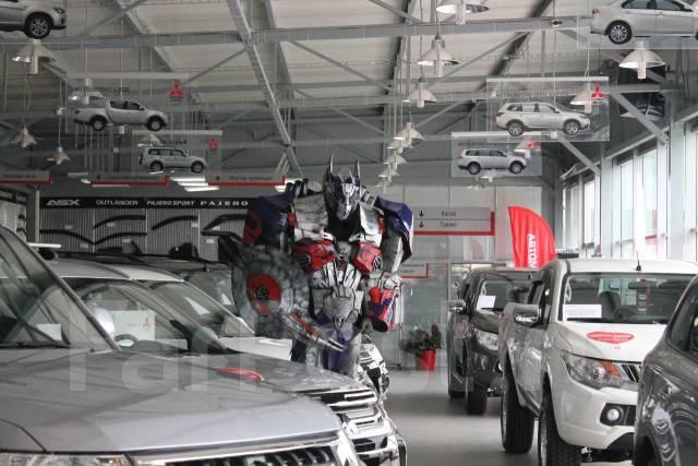 Роботы! Трансформеры! Бумажное, лазерное шоу!