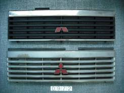 Решетка радиатора. Mitsubishi Pajero, L049G, L048G, L149GW, L044GV, L041G, L146GWG, L043G, L044G, L046G, L141GW, L144G, L141G, L144GWG, L146GW, L144GW...