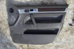 Обшивка двери. Volkswagen Touareg, 7LA,, 7L6,, 7L7, 7LA, 7L6