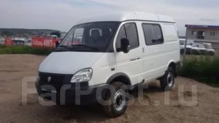 ГАЗ 27527. Продается грузопассажирский фургон, 2 776 куб. см., 900 кг.