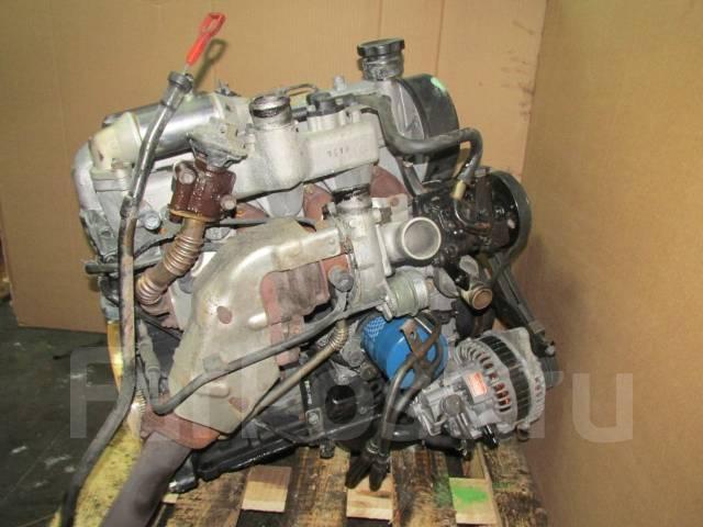 Двигатель в сборе. Kia Bongo Hyundai Starex 4D56, D4BH