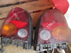 Стоп-сигнал. Toyota Corolla Spacio, AE111