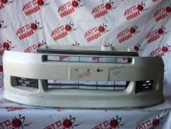 Бампер передний Honda Mobilio GB2 белый