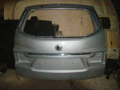 Дверь багажника. SsangYong Kyron