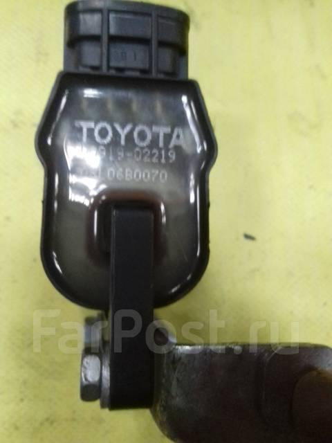 Катушка зажигания, трамблер. Toyota Corona, AT211 Двигатель 7AFE