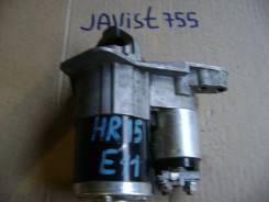 Стартер. Nissan: Juke, Tiida Latio, Tiida, Note, Wingroad Двигатель HR15DE