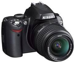 Nikon D40X Kit. 6 - 6.9 Мп, зум: 3х