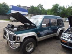 Nissan Safari. WRGY60, TD42T