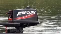 Mercury. 5,00л.с., 2х тактный, бензин, Год: 2014 год. Под заказ