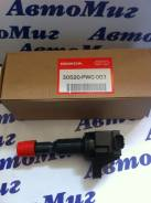 Катушка зажигания. Honda: Mobilio, City, Airwave, Jazz, Mobilio Spike, Fit Aria, Fit Двигатели: L15A, L12A2, REGD13, REGD01, L15A1, REGD65, L13A3, REG...